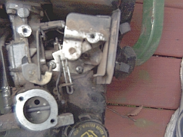 Small Engines 5 Hp Briggs And Stratton Governor Linkage Diagrams